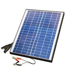 Multi-Crystalline Rigid Solar Panel - 10W-250W 2