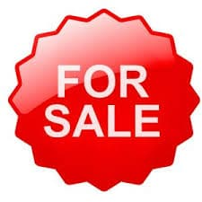 For Sale Items